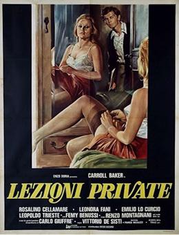 Lecciones privadas (1975)
