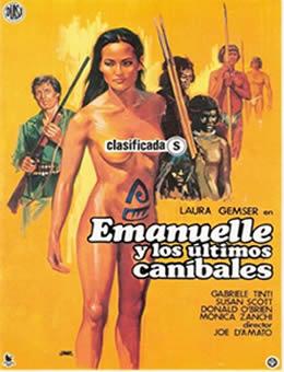 Emanuelle y los últimos caníbales (1977)